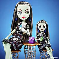 "Кукла монстер хай Френки Штейн 42 см серия Страшно огромные Monster High 17""Large Doll Frankie Stein"