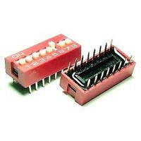 Переключатель Dip-Switch SWD1-8 dip16 (DS-08) (160-DS08B)