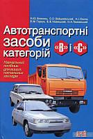 Автотранспортні засоби категорій A і B: Навчальний посібник