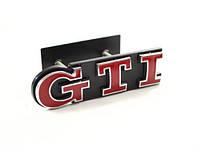 Значок GTI в решетку радиатора VW Volkswagen Golf 5 6 V VI 2003-12 новый