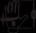 Розміру для рукавичок