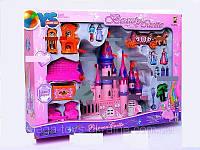 Замок для куклы  с мебелью и аксессуарами