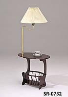 Кофейный столик с лампой SR-0752, фото 1
