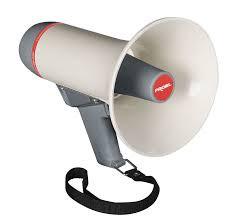 Ручний мегафон MEG8, Proel