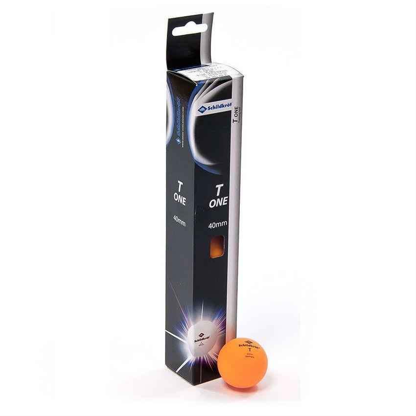 Мячи Donic T-one 6 шт orange (618198)