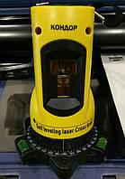 Лазерный нивелир Кондор 29В740 (Кейс+тренога)