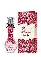 Женская туалетая вода Christina Aguilera Red Sin (Кристина Агилера Ред Син)яркий фруктово-цветочный аромат AAT