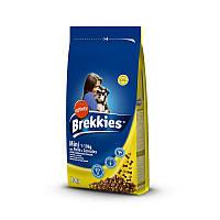 Brekkies Excel Dog Mini Adult  3кг-корм  для собак собак малых пород