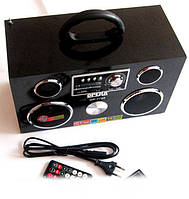 Радиоприемник - портативная акустика Opera OP-7708   f