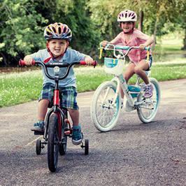 Велосипеды детские двухколёсные