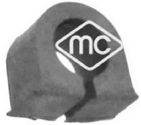 Втулка заднього стабілізатора (d=22,4) на Renault Master II 1998->2010 Metalcaucho (Іспанія) - MC05388