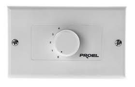 Регулятор гучності PA TRV60B, Proel