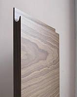 Мебельный фасад шпонированный с интегрированной ручкой