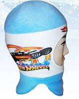 Детский зимний шлем для мальчиков Hot Wheels