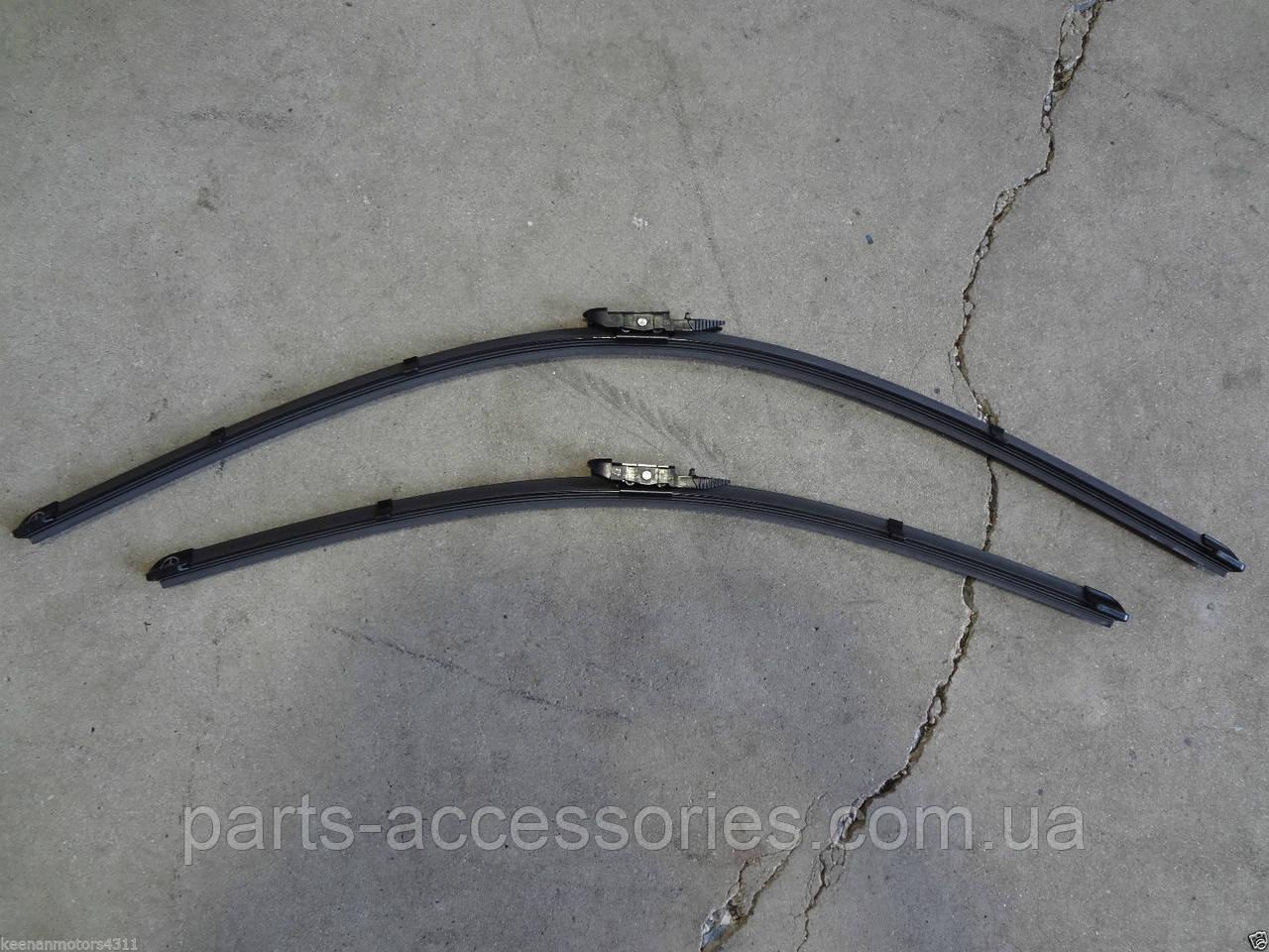 Двірники Mercedes-Benz ML-Class W164 GL X164 Нові Оригінал 2006-12