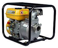 Мотопомпа бензиновая Forte FP20C (для чистой и слабозагрязнённой воды, 36 м. куб/час) + доставка
