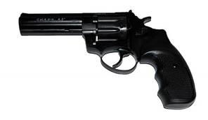 "Револьвер под патрон Флобера STALKER 4 мм 4,5"" черн. рук."