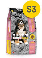 S3 Nutram Sound  Large Breed Puppy 20кг - корм для щенков крупных пород