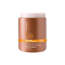 Inebrya Ice Cream Curly Plus Маска для вьющихся волос 1000 мл.