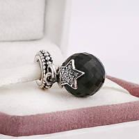 """Шарм-подвеска из серебра """"Луна и звезда в ночи"""" Pandora, 791392NBC"""