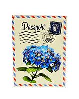 """Обложка на паспорт """"Соцветие"""""""