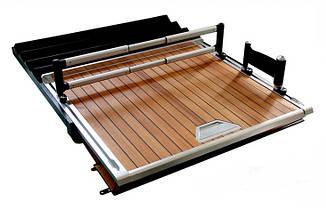 Деревяна підлога в багажник на Range Rover Vogue 2013-...