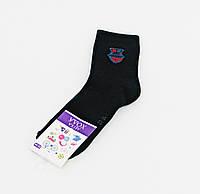 Детские теплые носки с махрой р.22-24см