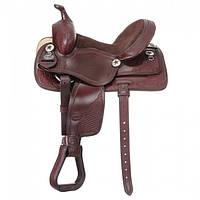 Седло  ковбойское Western Trail для лошади