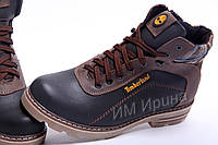 Ботинки кожаные Timberland Shetland
