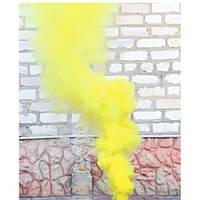 Дымовой факел оптом (ЖЕЛТЫЙ) купить в Одессе не дорого со склада на 7 километре прямой поставщик