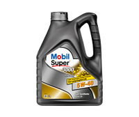 Масло моторное MOBIL SUPER 3000 4L 5W40