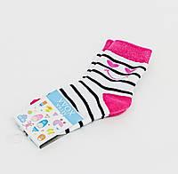 Носки махровые 10-12см на девочку
