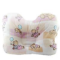 Подушка ортопедическая для младенцев (бабочка)