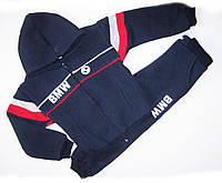 Флисовый детский спортивный костюм для мальчика