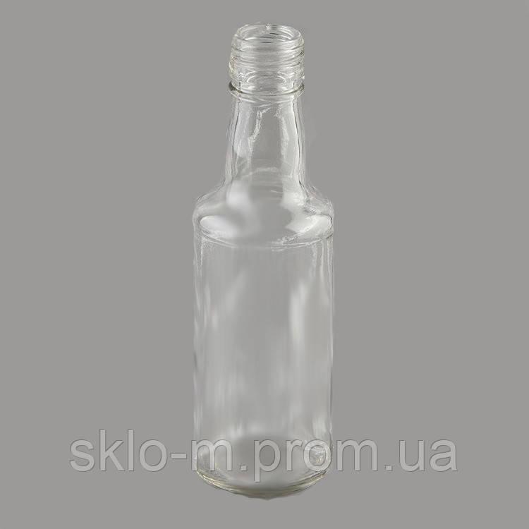 Бутылочка маленькая под водку 0,25 л, фото 1