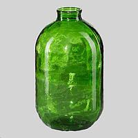 Бутыль стеклянный 10 л. для вина