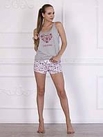 Пижамка женская с шортами