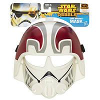 Звездные войны маска-шлем повстанца Эзры Бриджера. Оригинал Hasbro