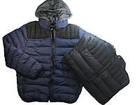Куртка мужская на меховой подкладке, Nature, размер- 2XL, арт. 3972, фото 1