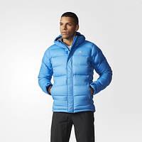 Мужская зимняя куртка с капюшоном Adidas Climaheat Frostheld A98367