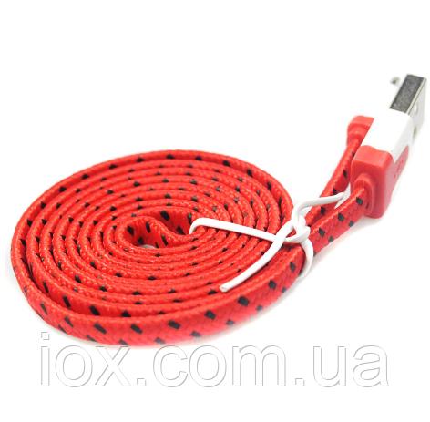 Плетеный USB кабель для зарядки и синхронизации данных с ПК для Apple Iphone 6/6s