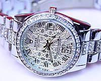 Женские часы Rolex Qyster Perpetual Date Just календарь
