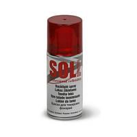 SOLL Краска для тонировки фонарей, красный