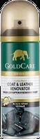 Краска восстанавливающая для курток и кожаных вещей чёрная 200 мл 3004 Gold Care