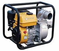 Мотопомпа бензиновая Forte FP40HP (для чистой воды, 120 м. куб/час) Бесплатная доставка, фото 1