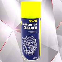 Очиститель карбюратора Mannol CARBURETOR  CLEANER 400 мл