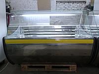 Холодильная витрина Теннесси 1,6 м. гастрономическая среднетемпературная., фото 1