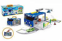 Детский игрушечный паркинг, гараж с машинками TAYO XZ-601/602