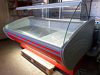 Холодильная витрина Каролина 2.0м Технохолод, фото 1