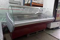 Холодильная витрина ПВХС Л-М-Д  2.0м., фото 1